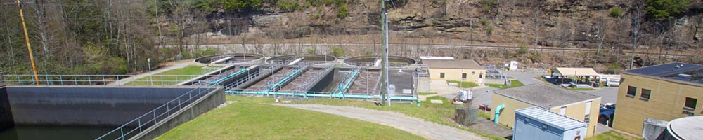 Beckley Sanitary Board - Piney Creek Wastewater Treatment Plant